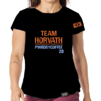 Camiseta Brownie Team Horvath
