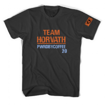 Camiseta Masculina Team Horvath